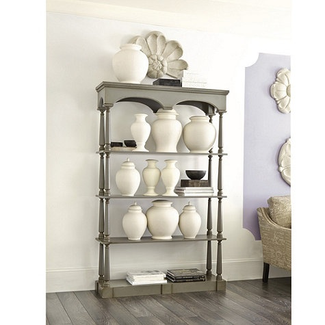 17 best images about gray on pinterest chairs club ballard designs bookcase american hwy