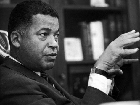 First Popularly Elected Black Senator Edward Brooke Dies
