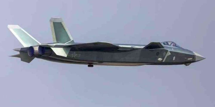 """Top News: """"CHINA POLITICS: J-20 New Generation Warplane Launched in China"""" - http://politicoscope.com/wp-content/uploads/2017/03/China-unveils-its-J-20-stealth-fighter-during-an-air-show-in-Zhuhai-Guangdong-Province-China.jpg - Chinese President Xi Jinping is overseeing sweeping modernisation of China's armed forces, the largest in the world, including anti-satellite missiles.  on World Political News - http://politicoscope.com/2017/03/11/china-politics-j-20-new-generation-wa"""