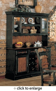 chocolate kitchen cabinets 25 best ideas about hutch redo on hutch 13571