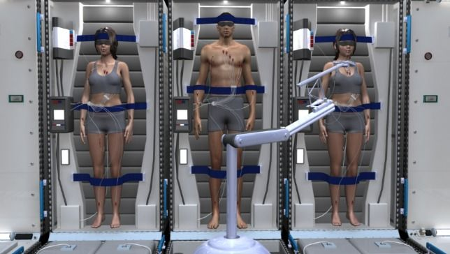 Putting astronauts into short-term hibernation could make space travel more efficient.