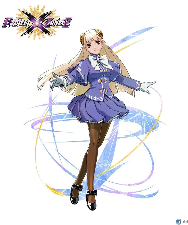 project x zone 2 3ds | Imagen Project X Zone 2: Brave New World - Nintendo 3DS Imagen 306