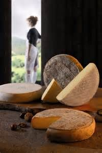 fromage St Nectaire, Auvergne