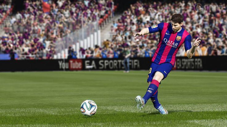 FIFA 15, nuova patch per Ultimate Team e correzione bug - http://www.keyforweb.it/fifa-15-nuova-patch-per-ultimate-team-e-correzione-bug/
