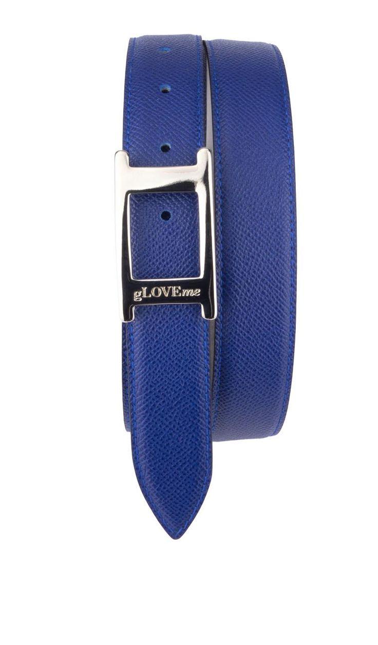 Cintura Cucita 3 CM MARTELLATO Disponibile in 17 colori