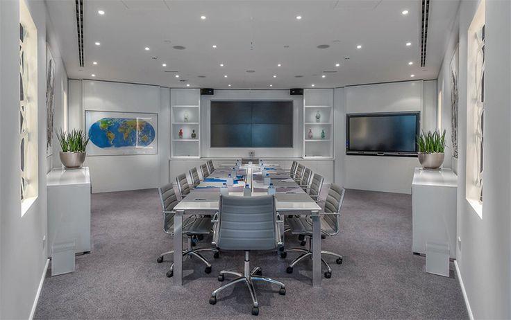 References - Offices - Emirates Towers - Dubai, UAE, 2015 | Sitland Spa