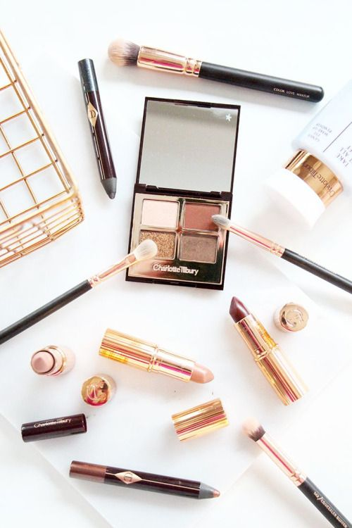 Charlotte Tilbury beauty products