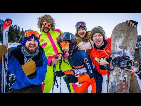 Skiing Stereotypes – live stream online