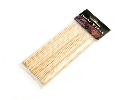 Charcoal Companion 6-inch Bamboo Grilling Kabob Skewers, Package of 100 by Charcoal Companion. $2.94. Model number: CC5044. 6-inch length ideal for appetizers and small plates. Package/100 skewers. Traditional bamboo. Charcoal Companion 6-inch Bamboo Skewers, the go-to-skewer for traditional kabobs. 6-inch length ideal for appetizers and small plates. Package/100 skewers.. Save 75% Off!