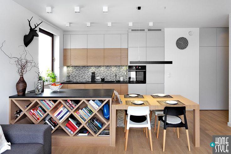 Kuchnia styl Nowoczesny - zdjęcie od HOME & STYLE - Kuchnia - Styl Nowoczesny - HOME & STYLE