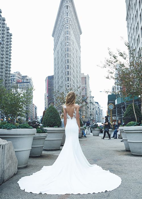 Jennifer Grace of The Native Fox Is the Latest Pronovias 'It Bride' | Brides.com