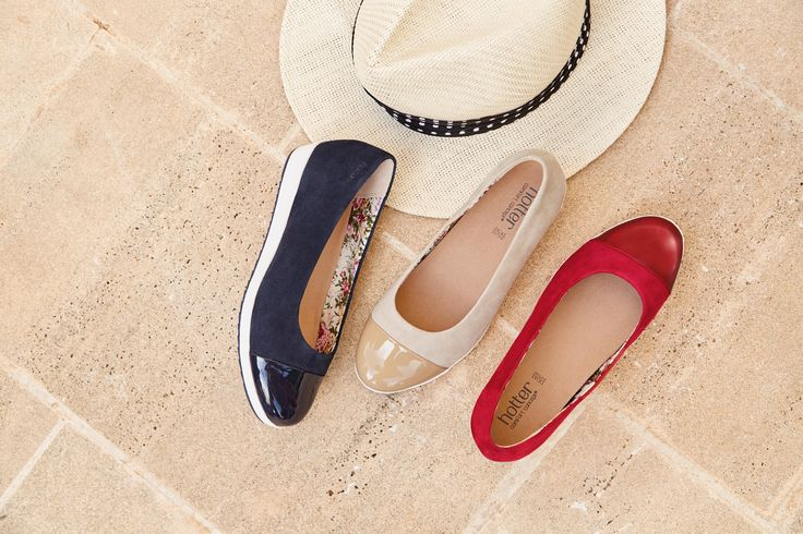 Angel is the ideal #Summer holiday shoe!