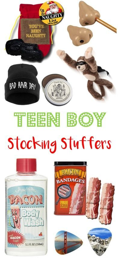27 fun stocking stuffers for teenage boys so many unique gift ideas your teens will