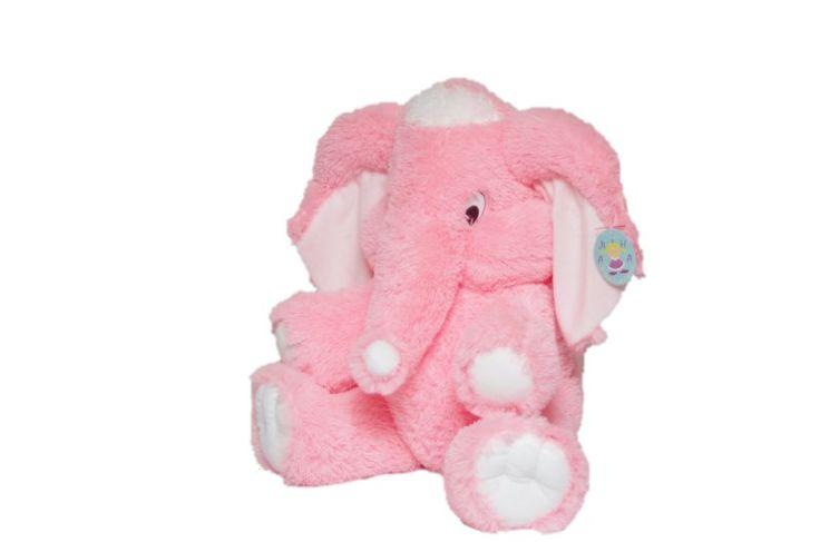 Мягкая игрушка Слон см 65 см  Цена: 389 UAH  Артикул: С6-14   Подробнее о товаре на нашем сайте: https://prokids.pro/catalog/igrushki/myagkie_igrushki/myagkaya_igrushka_slon_sm_65_sm/