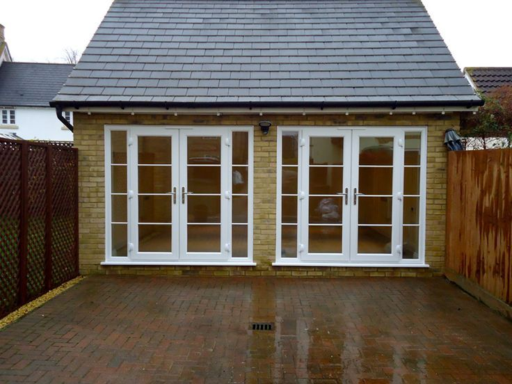 2 single garage doors using one for storage and other to for Coventry garage doors