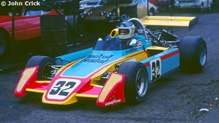 1972 Carlos Reutemann, Brabham BT38 - Fórmula 2