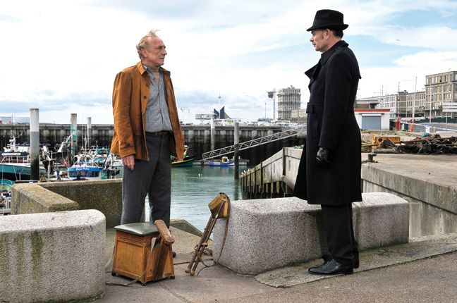 Le Havre, a critically acclaimed feature film by Aki Kaurismäki