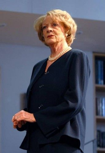 Maggie Smith (2007) - maggie-smith Photo