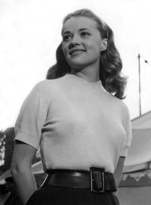 Jeanne Moreau en 1953