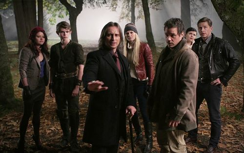 cast, fairy tales, and once upon a time image