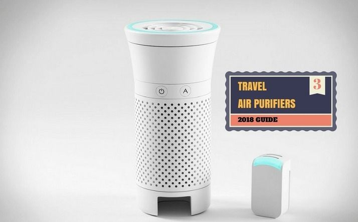 Traveling with allergies - Portable Air Purifiers can help. | SoWiseup.com