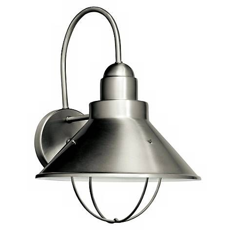 "Kichler ENERGY STAR® 14 1/2"" High Outdoor Wall Sconce"
