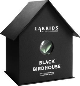 Lakrids by Johan Bülow Birdhouse - Lakrids