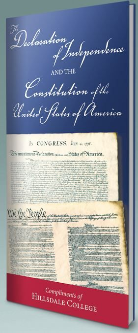 Free Pocket Constitution & Declaration of Independence