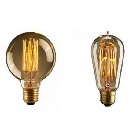 Bombillas Filamento Edison
