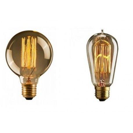 Bombillas Filamento Edison - Reallynicethings