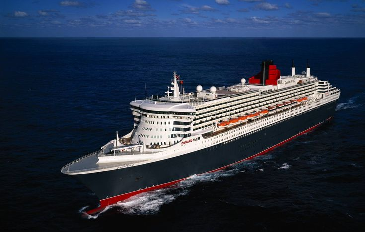 queen mary 2 | Enjoy these photos of the Queen Mary 2. All photos are courtesy of ...