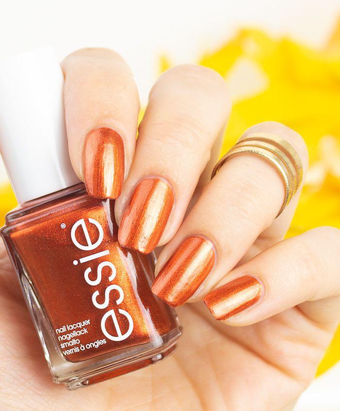 Essie 582 say it ain\'t soho   Nail Designs   Nail designs, Nails ...