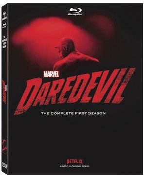 New Clips - Marvel's Daredevil: The Complete First Season Coming to Blu-ray Today!