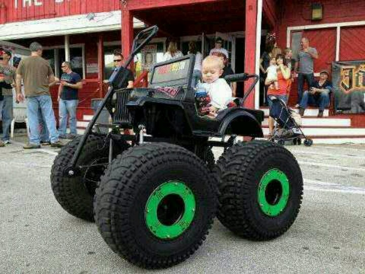 Jeep for your future kid Kids wagon, Kids ride on, Jeep