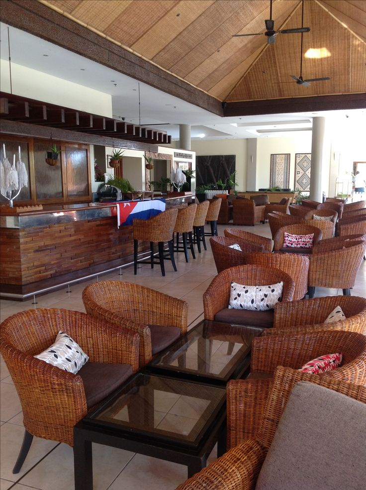 Havana Bar - Sofitel Resort, Port Denerau, Fiji