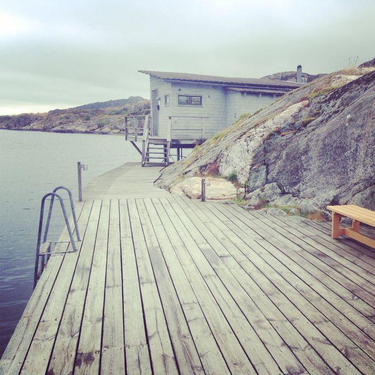 Björholmen.