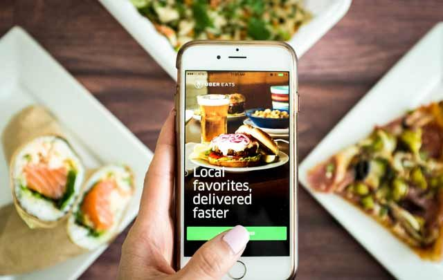 Order Allergy Friendly Food Soon On Uber Eats You Can Filter And Find Restaurants That Are Allergy Friendly News Headl Food Food Delivery Food Ordering App