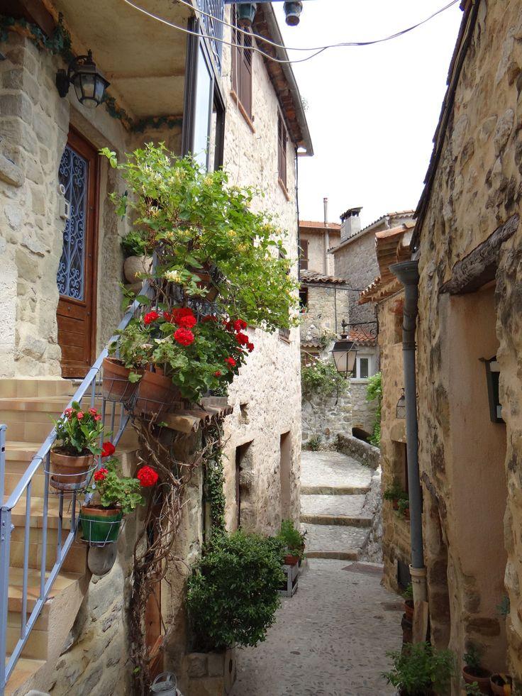 Coaraze, Alpes Maritimes