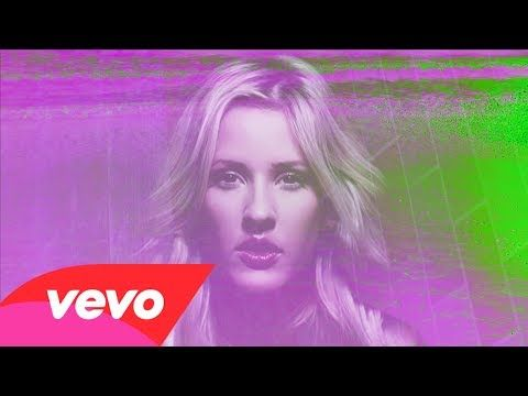 "Ellie Goulding's latest video for ""Goodness Gracious"" it's neon perfection!"