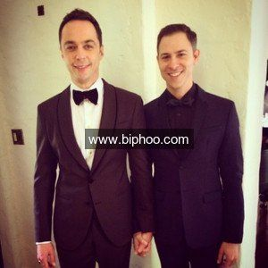 Big Bang Theory's Jim Parsons Pens Heartfelt Message To Partner Todd Spiewak On Their 14th Anniversary http://www.biphoo.com/celebrity/jim-parsons/news/big-bang-theorys-jim-parsons-pens-heartfelt-message-to-partner-todd-spiewak-on-their-14th-anniversary