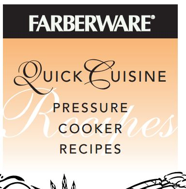 Faberware Pressure Cooker Model Number: 58040 Download Manufacturer Website: Lifetime Brands