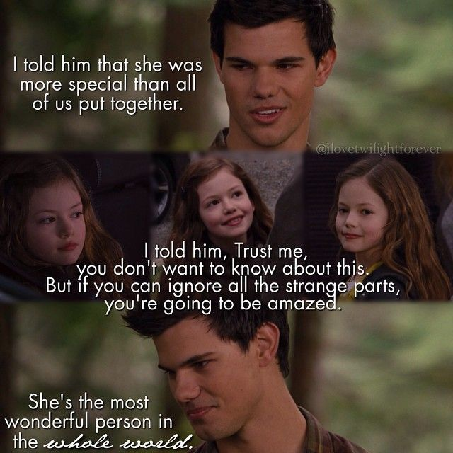 Twilight Wedding Quotes: 8 Best TS Renesmee And Jake Images On Pinterest
