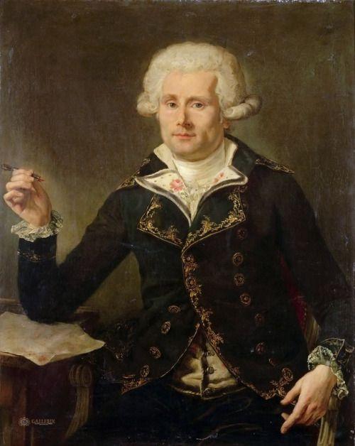 Louis Antoine de Bougainville, Joseph Ducreux, 1793