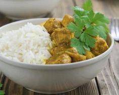 Curry de poulet express au Cookeo : http://www.fourchette-et-bikini.fr/recettes/recettes-minceur/curry-de-poulet-express-au-cookeo.html