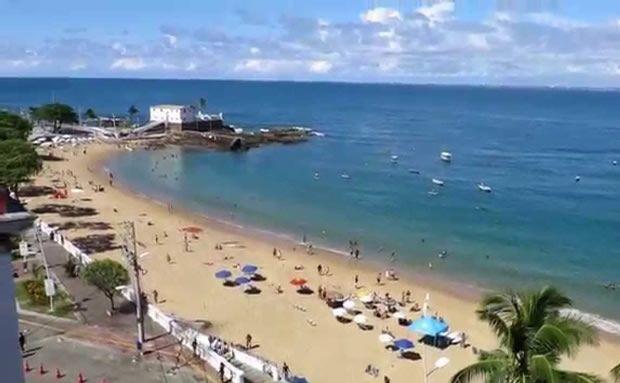Barra (Bahia) Brasile | Porto da Barra Salvador de Bahia Playa
