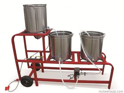 Ruby Street Brewery Launches Line of Home-Brewing Equipment