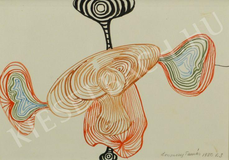 Colourful motives - Tamás Lossonczy