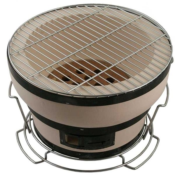 Yakatori table top charcoal grill kitchen dining pinterest charcoal grill charcoal and - Table top barbecue grill ...