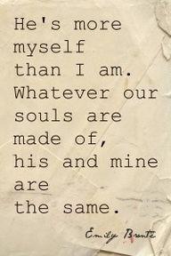 Soul mates                                                                                                                                                     More