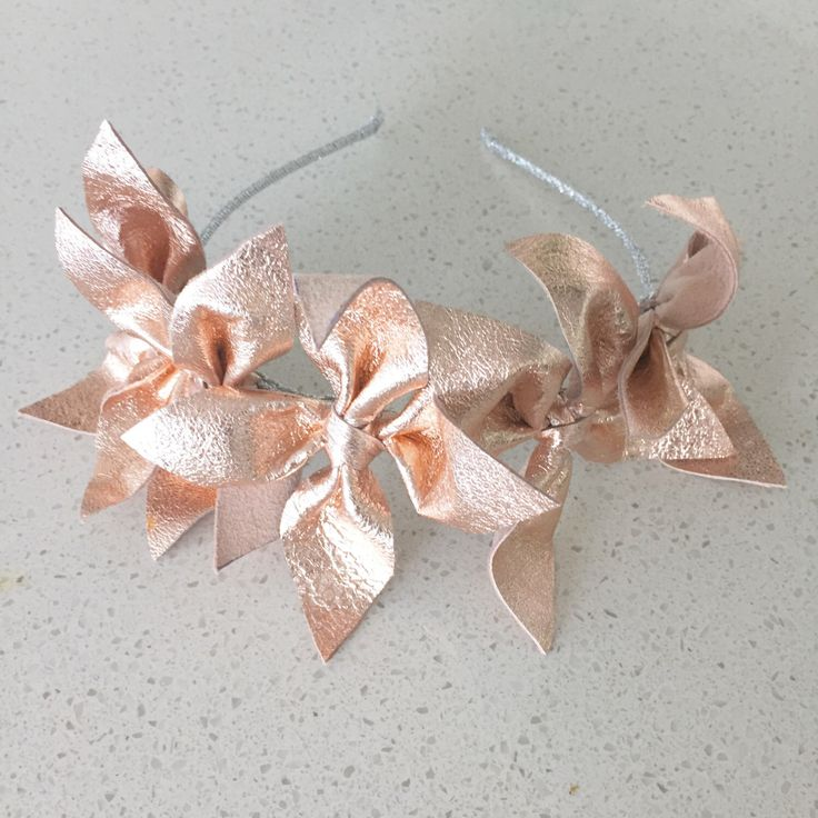 CHEYNADE: rose gold crown -  races, special event by RACHYREDconcepts on Etsy https://www.etsy.com/au/listing/294784301/cheynade-rose-gold-crown-races-special